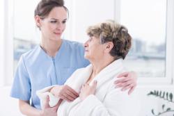 Caregiver and patient