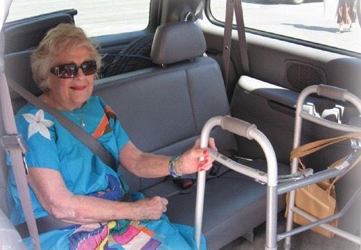 Senior Citizen Transportaion